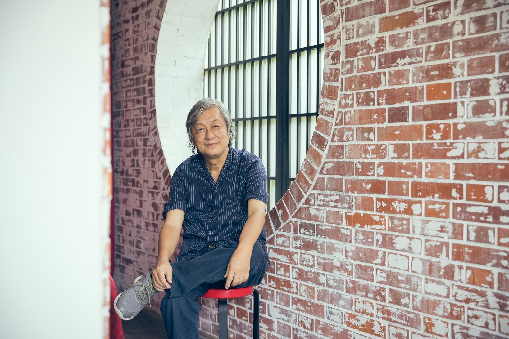【主題五】來賓:李乾朗(攝影師:林政億) 的圖說
