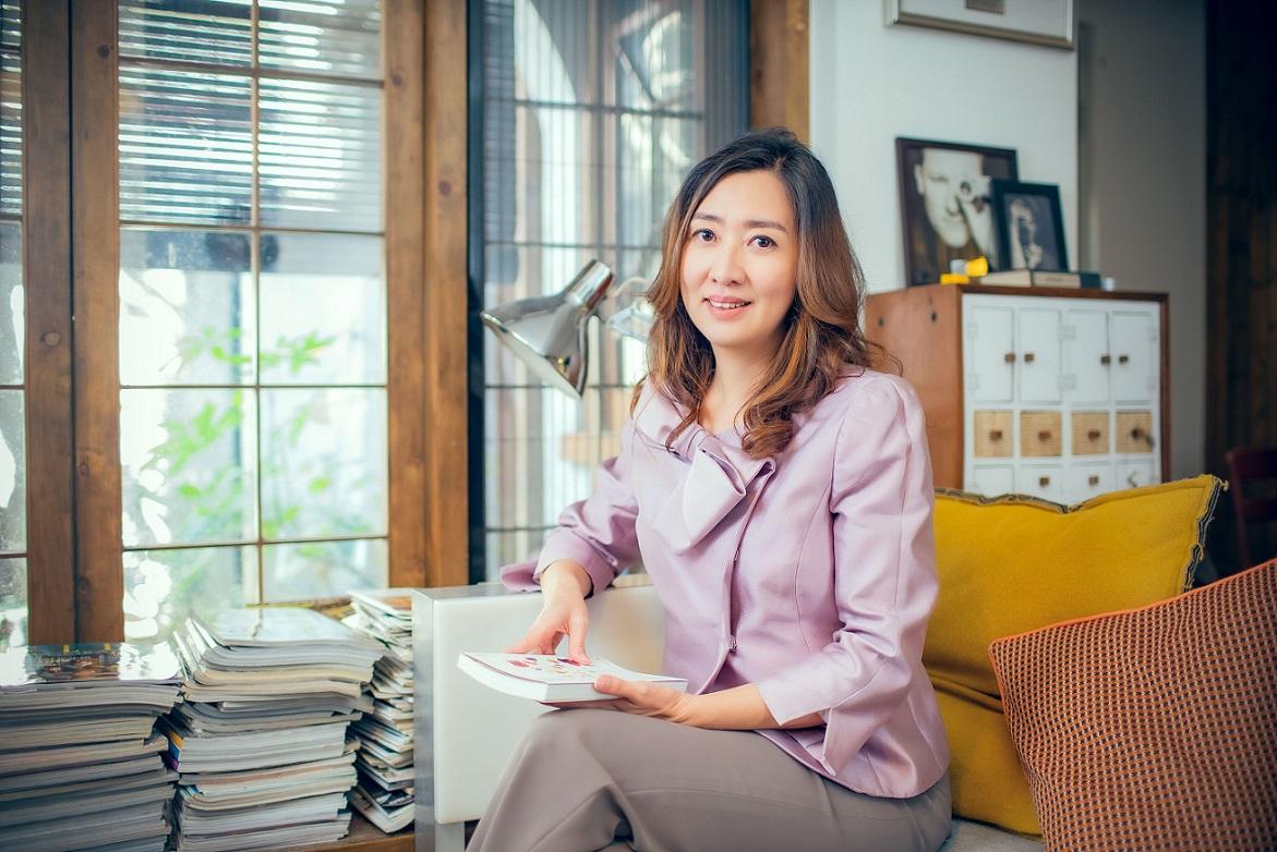 【主題四】來賓:鄧惠文(熟齡媒體50+提供/日日寫真攝) 的圖說