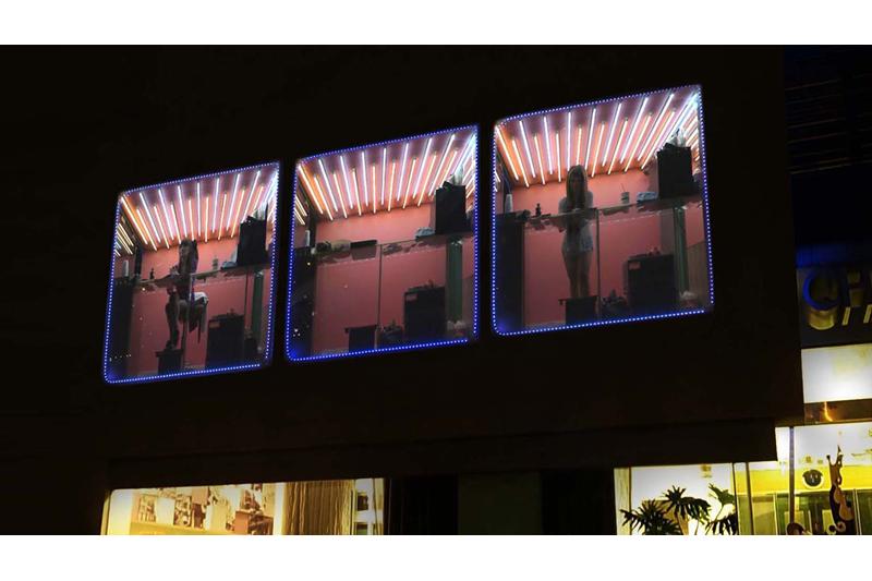 Yuda Ho    24 Hours Betelnut Shop Digital Media, 2012