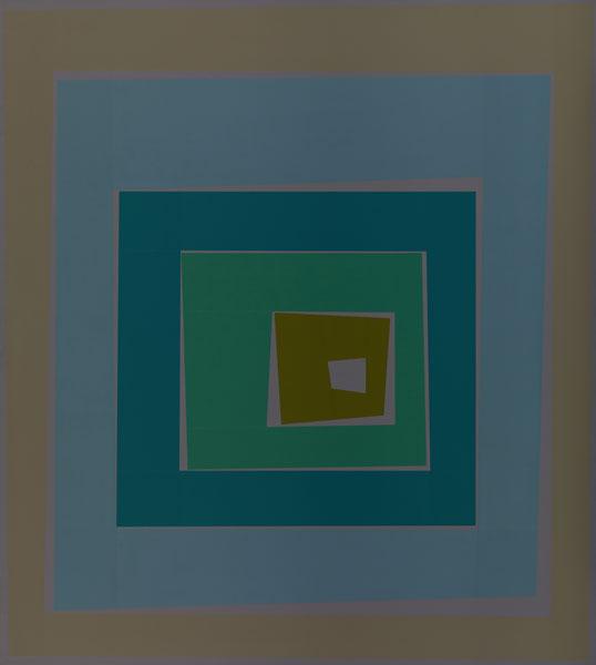 胡坤榮  | 非連續四方:蟲鳴 畫布、壓克力, 2010 145 x 130 cm