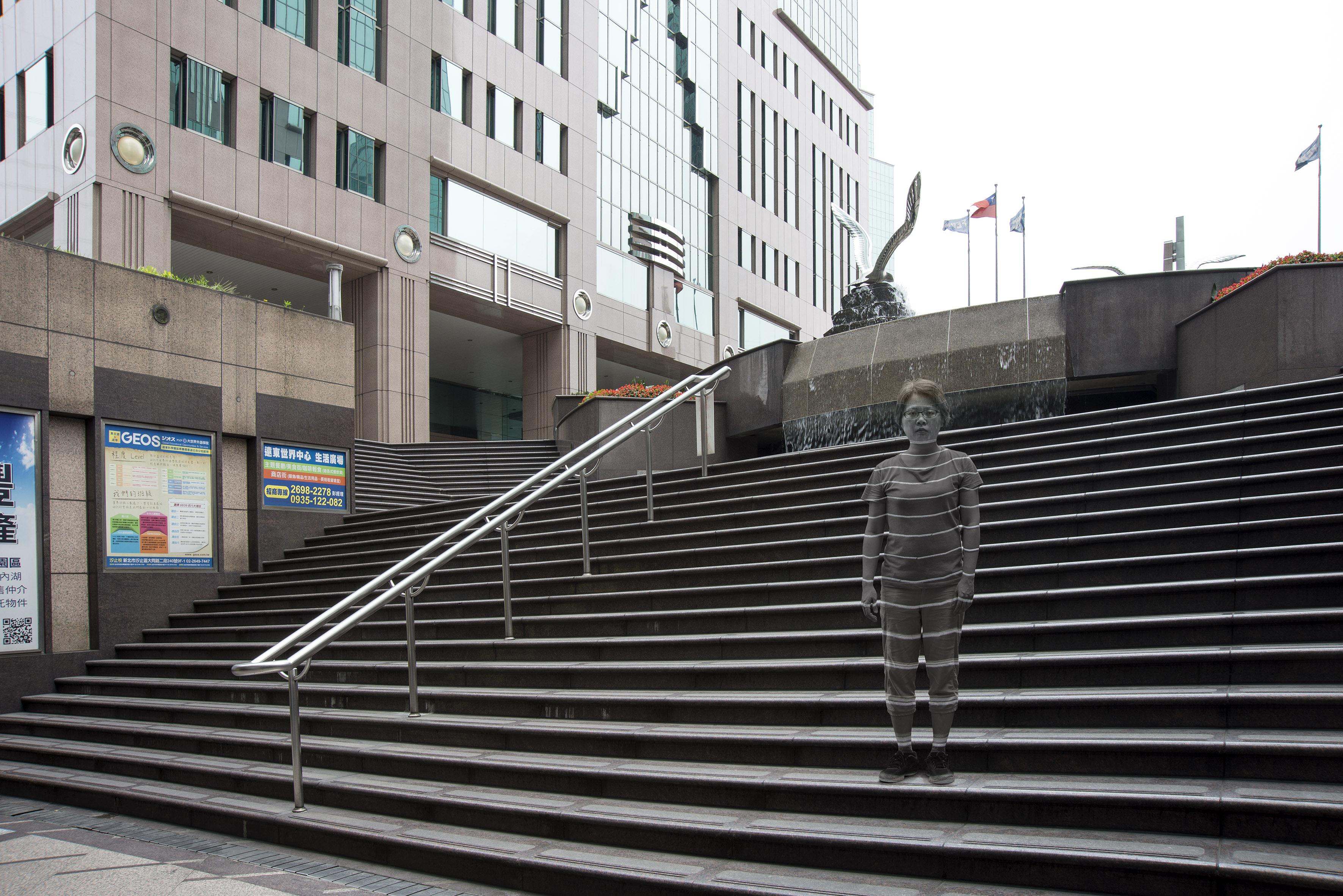 郭慧禪  | 城市記憶03   60x90cm 的圖說