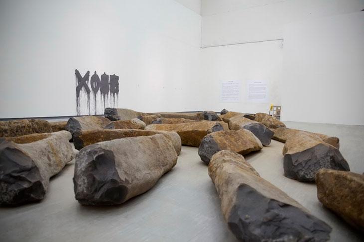 石晉華  | 2010台北雙年展作品