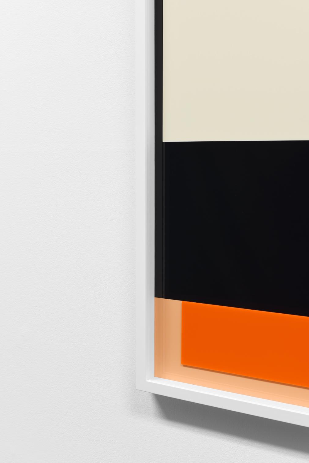 Dan McCabe  | Joiner Series: -34.374938, 118.255348 Acrylic sheeting on Alubond in custom frames, 2018 87 x 62 x 4 cm  Courtesy of Murdoch University Art Collection, Perth, Western Australia