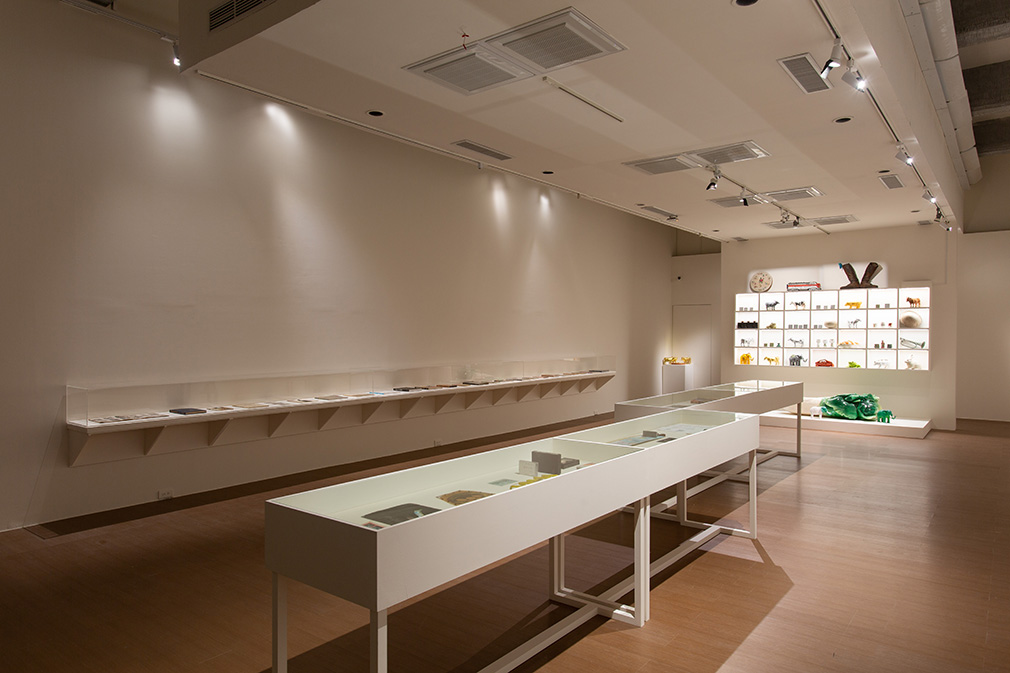 「大遷徙:盧明德」《飜案屋檔案室》展場  2021  ©臺北市立美術館 的圖說