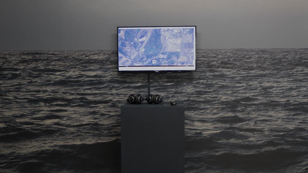 吳燦政    台灣聲音地圖計畫—網路版 聲音多媒體裝置, 2011-2021 尺寸依場地而定
