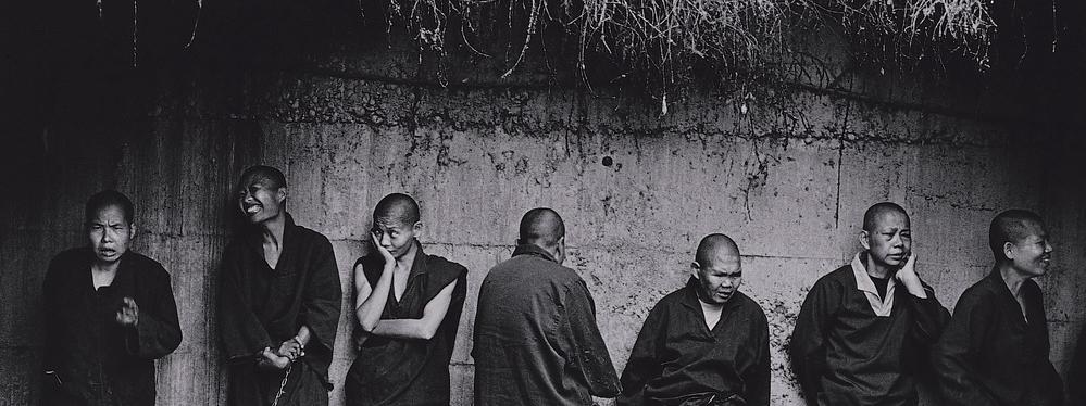 張乾琦, 銀鹽相紙    鍊之三   1993-1997, 臺北市立美術館收藏 的圖說