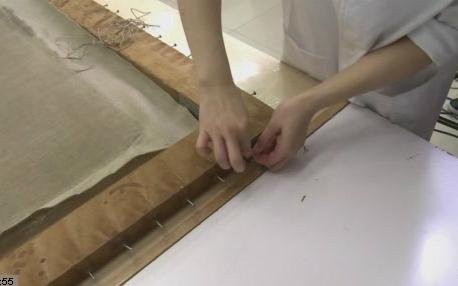 2011典藏油畫作品修復
